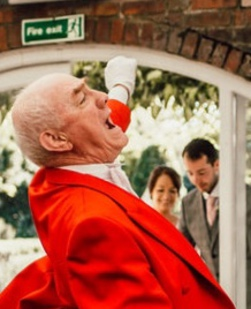 wedding toastmaster London, Surrey and Middlesex